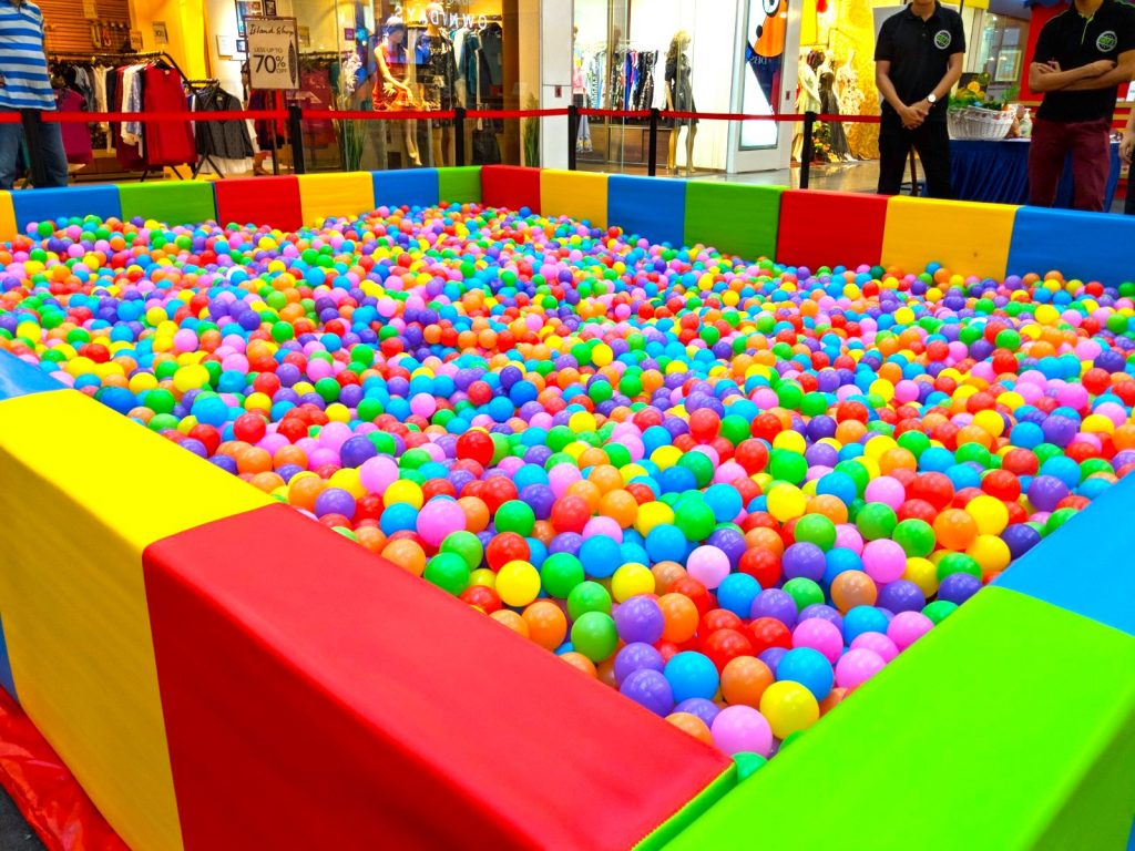 Ball Pit Party Singapore