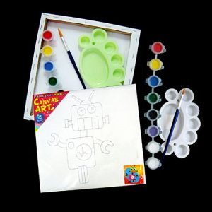 Canvas Painting Kids Party Planner Singapore