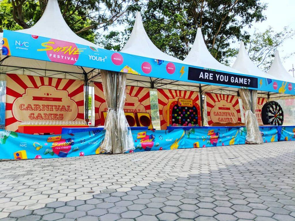 Singapore Fun Fair Games Rental