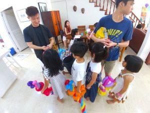 Children Party Balloon Sculpting