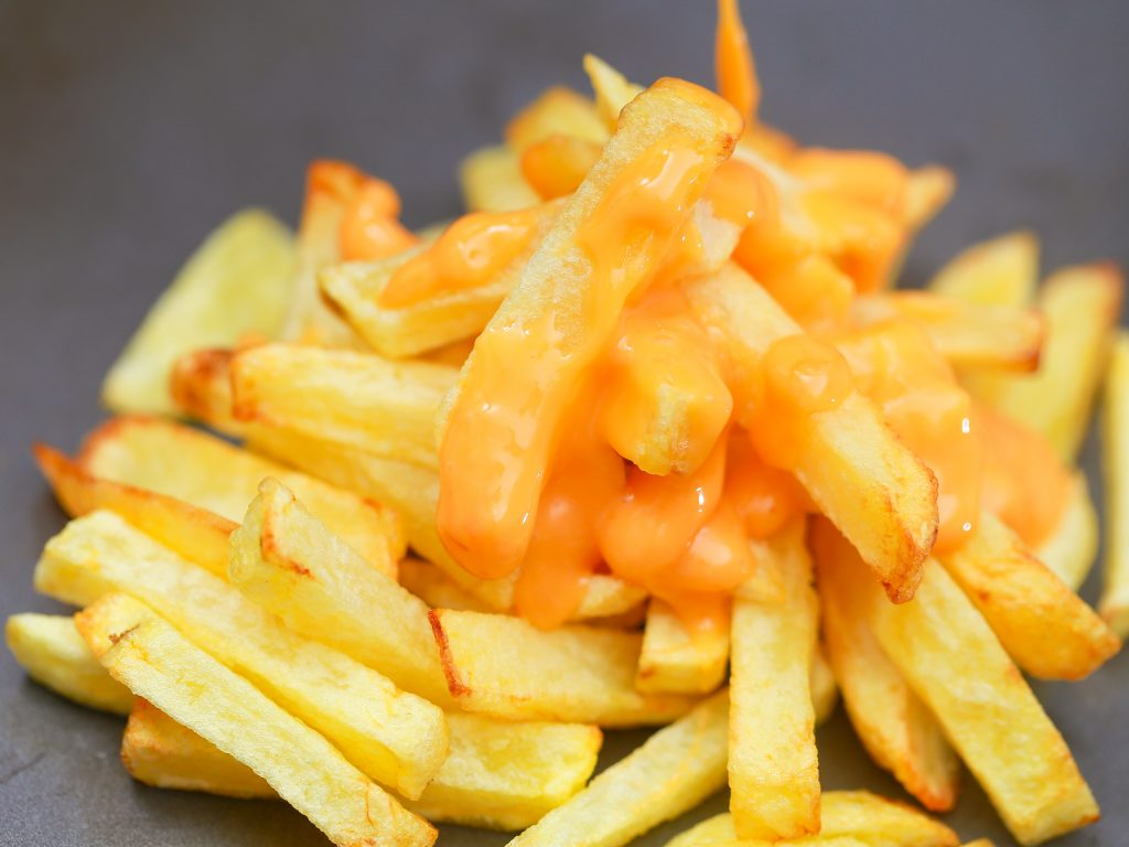 Cheese Fries Live Station Singapore