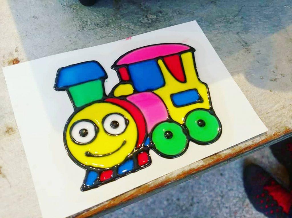 Kids Paint Art Activity Singapore