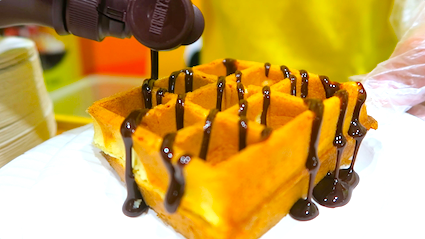 Waffle for events