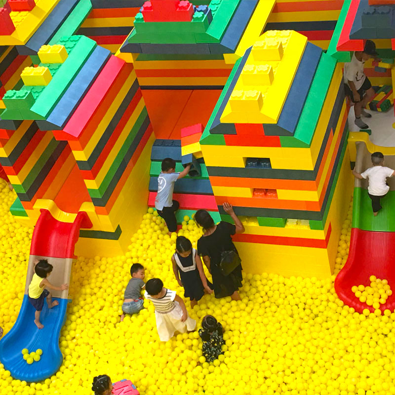 Giant Children Playground set up Singapore