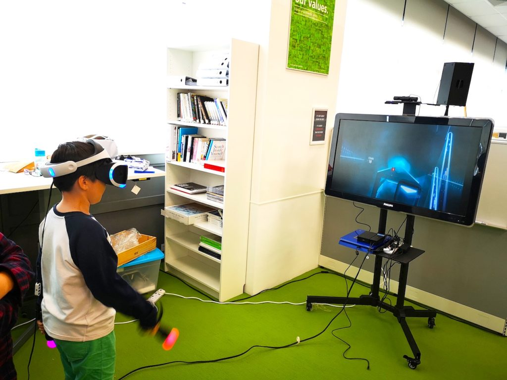 Rent VR Console in Singapore