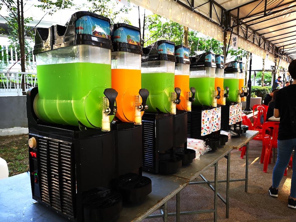 Slushee Machines for Rent Singapore