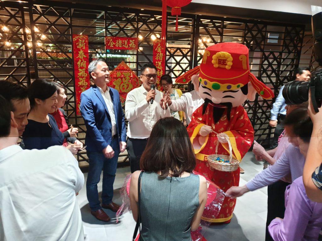 Cai Shen Ye God of Fortune
