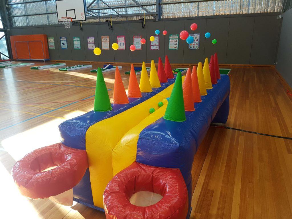 Air ball Inflatable Game Rental Singapore