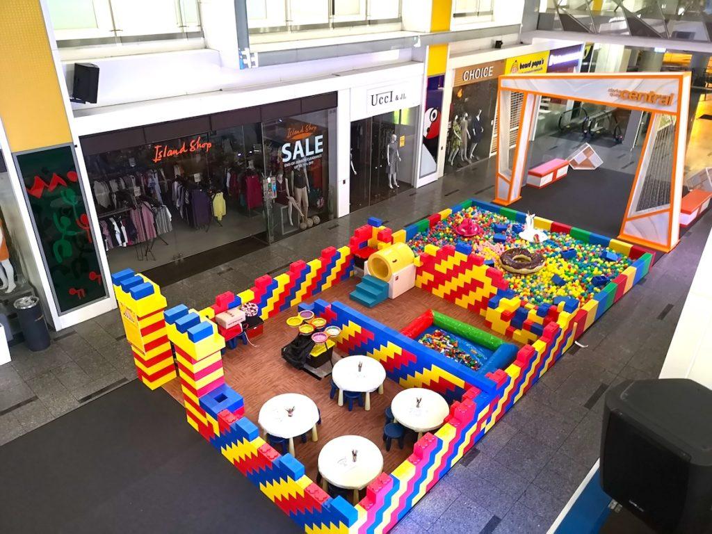 Giant Playground Rental in Singapore