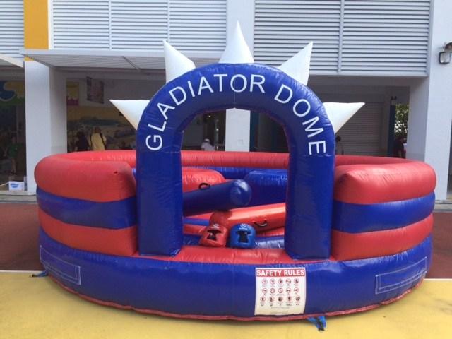 Gladiator Dome Bouncer