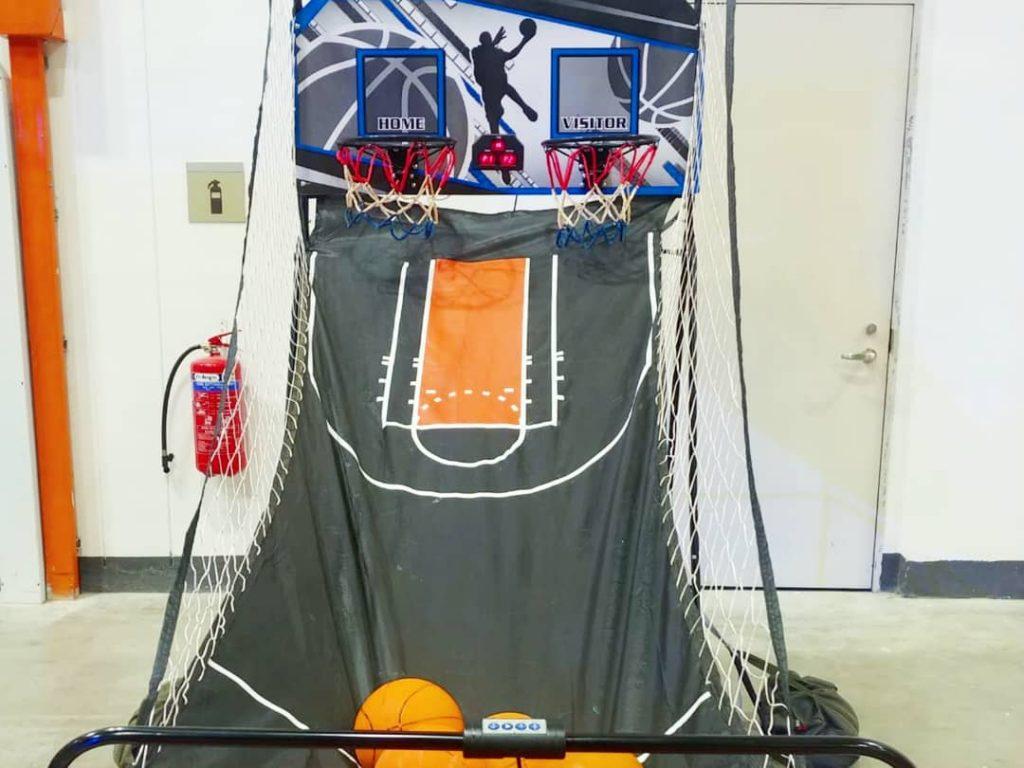 Digital Double Basketball