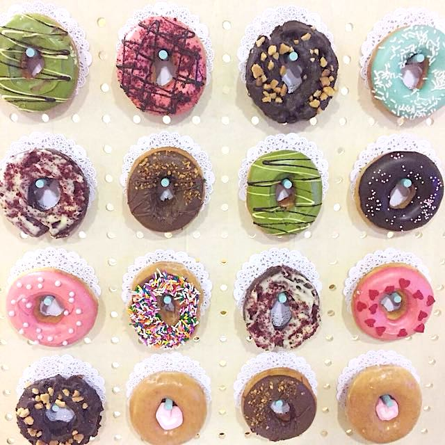 Donut Wall Singapore