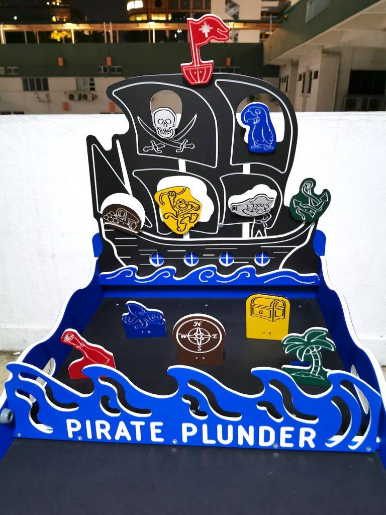 Pirate Plunder Carnival Games Rental Singapore