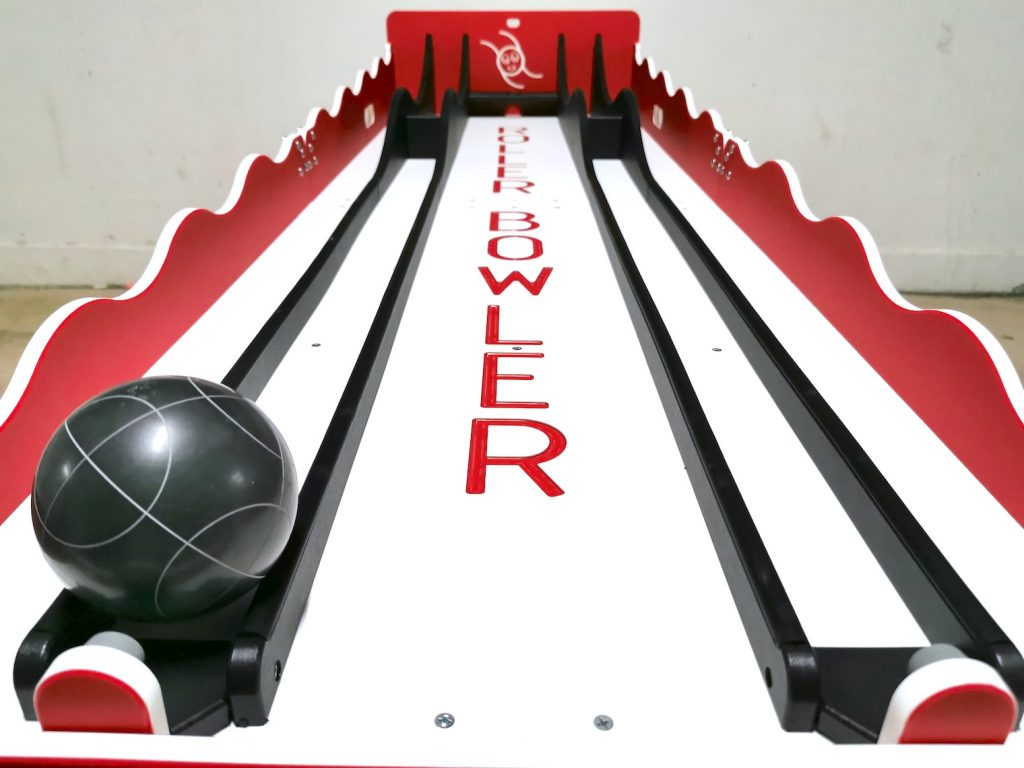 Roller Bowler Carnival Games Rental Singapore