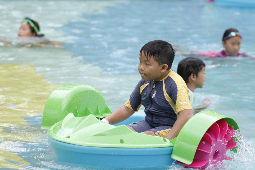 Paddle Boat Rental Singapore