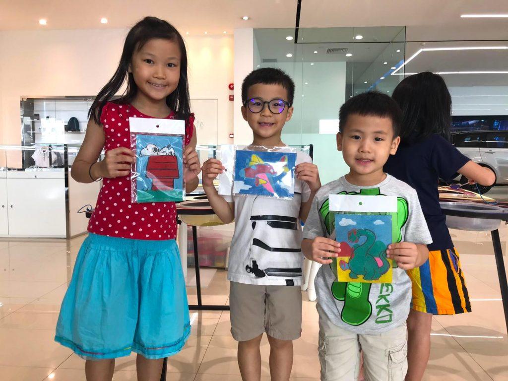 Kids Art and Craft Activity