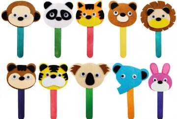 Animal Bookmark for Kids in Singapore