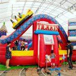 Carnival Land Bouncy Castle 1