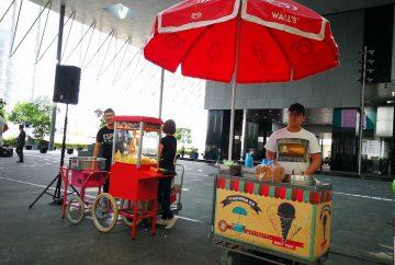 Carnival Snacks Live Station