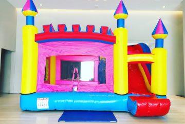 Fairyland Bouncy Castle for rent