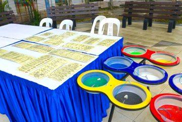Fringe Activity Sand Art Station Singapore