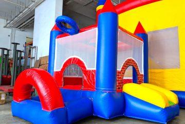 Kids Party Bouncy Castle Rental 1