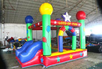 Lots of Fun Bouncy Castle