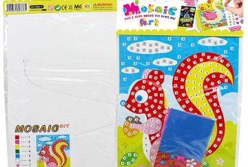 Singapore Mosaic Art Party Activity