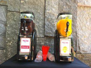 Slushie Drink Machine for rent