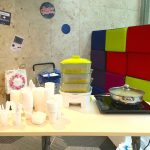 Cupcorn stall for rent