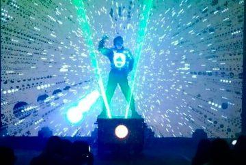 EFX Laser Show Singapore