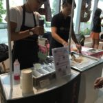Fried Ice Cream Roll stall singapore