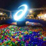 Giant Ball Pit set up Singapore