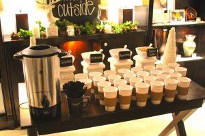 Hot Chocolate Bar Station Singapore