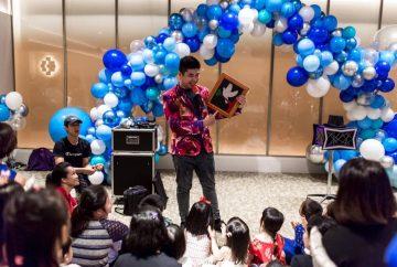 Live Animal Magic Show for Hire Singapore