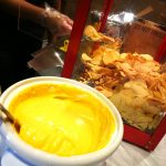 Nacho cheese Live Station