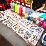 Paint Art Fringe Activity Singapore 1