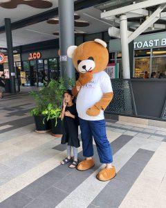 Roving Mascot Singapore
