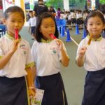 Thai Ice Popsicle Live Station
