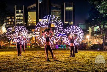 Visual LED Show Singapore