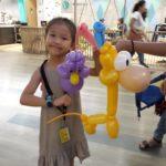 Kids Balloon Sculpting
