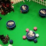 Kids Table Rental with Branding
