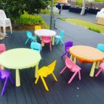 Kids Tables and Chairs Rental