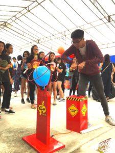 Balloon Blaster Game Rental Singapore