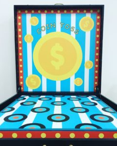 Coin Toss Carnival Game