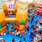 Giant Lego Playground for Hire