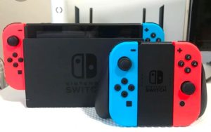 Nintendo switch station rental