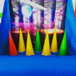 Outerspace Balls Carnival Game Stall