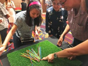 Traditional Pick up Sticks Game
