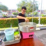 Cotton Candy Machine Rental Singapore